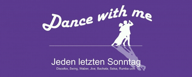 Poster for Dance with me on Sunday, September 26